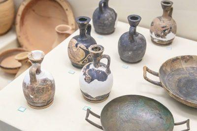 mersin silifke arkeoloji muzesi canak comlek 400x266