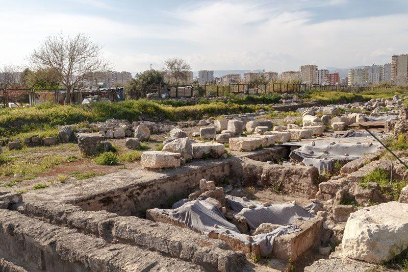 soli pompeiopolis antik kenti gezisi