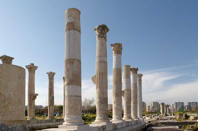 soli pompeiopolis antik kenti sutunlu cadde 400x266