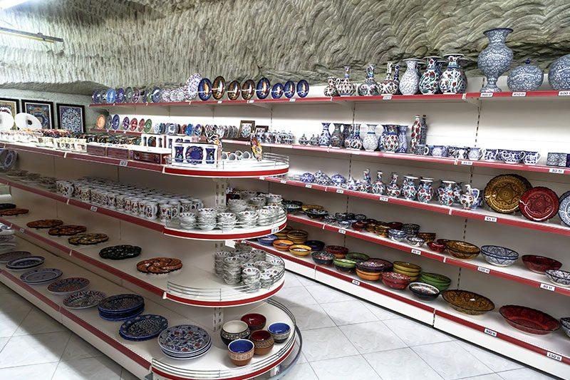 avanos guray muze comlek atolyesi