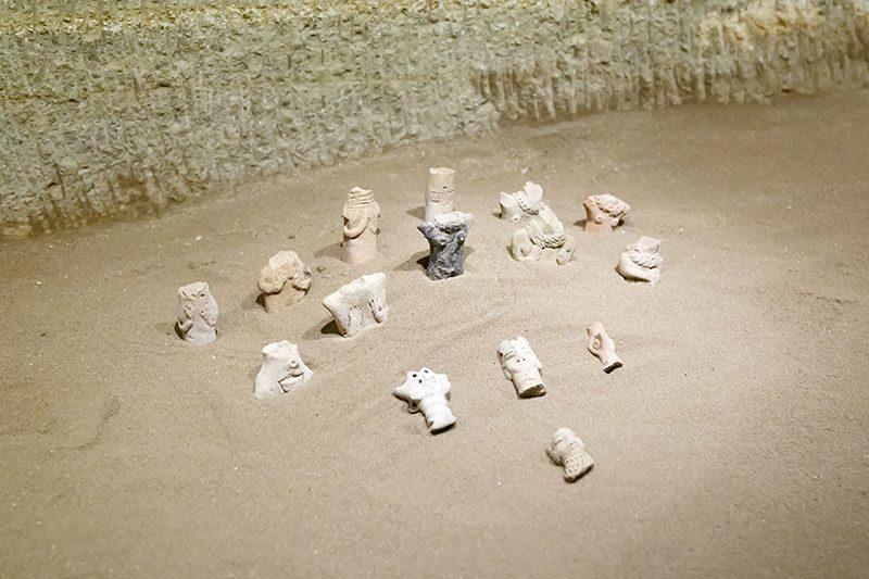 avanos guray muze eski caglar eserleri