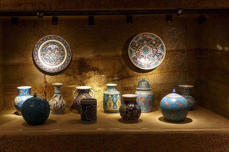 avanos guray muze modern eserler galerisi