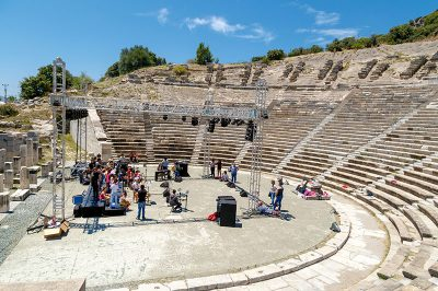 bodrum antik tiyatrosu gezi yazisi 400x266