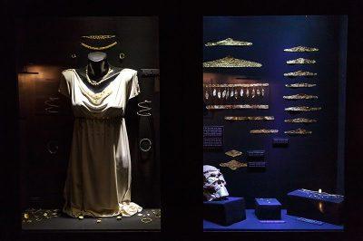 bodrum kalesi mezar buluntulari eserleri 400x266