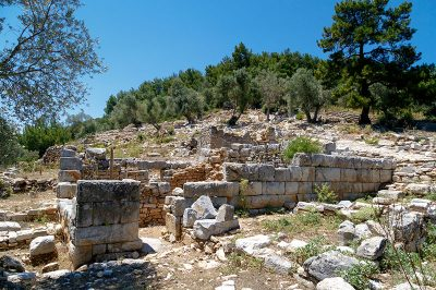 bodrum pedasa antik kenti gezi yazisi 400x266