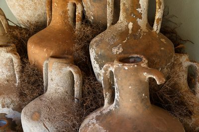 bodrum sualti arkeoloji muzesi amfora koleksiyonu 400x266