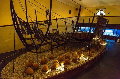 bodrum sualti arkeoloji muzesi serce limani batigi gemi 400x266