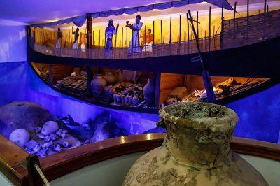 bodrum sualti arkeoloji muzesi uluburun batigi buluntulari 400x266