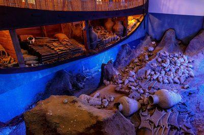 bodrum sualti arkeoloji muzesi uluburun batigi eserleri 400x266