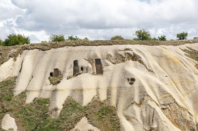 kapadokya guvercinlik vadisi guvercin evleri 400x266