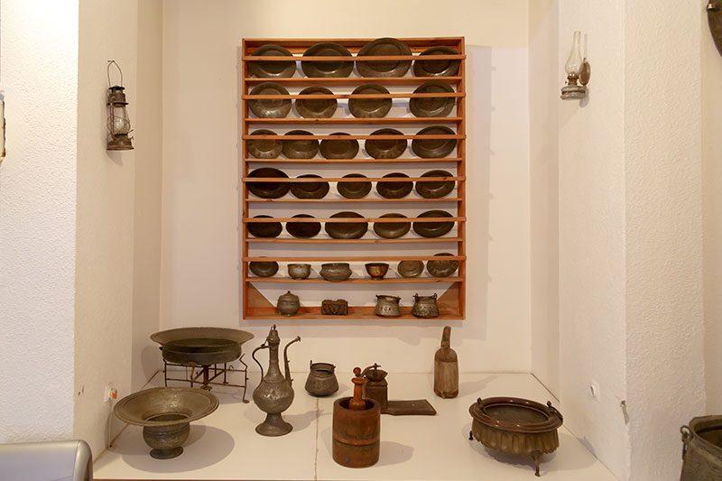 nevsehir muzesi etnografya sergi salonu