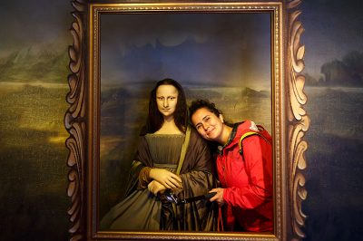 amsterdam madame tussauds muzesi mona lisa 400x266