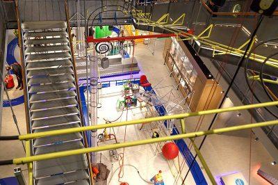 amsterdam nemo bilim muzesi zincirleme reaksiyon 400x266