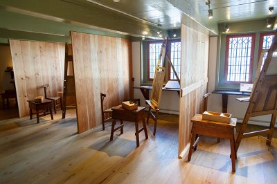 amsterdam rembrandt evi muzesi atolyesi 400x266