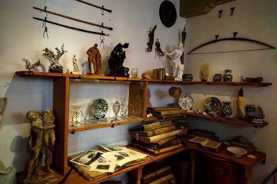 amsterdam rembrandt evi muzesi esyalari 400x266