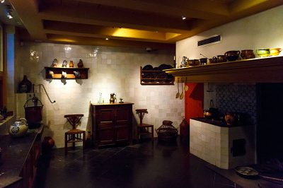 amsterdam rembrandt evi muzesi mutfagi 400x266