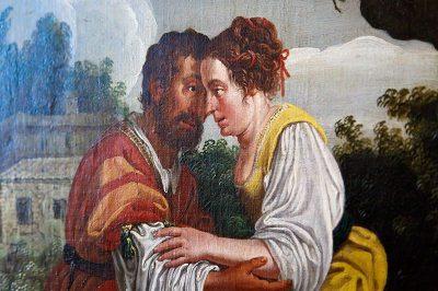 amsterdam rembrandt evi muzesi tablodan kesit 400x266