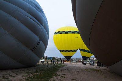 kapadokya balon turlari gezilecek yerler 400x266