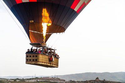 kapadokya balon turu gorulecek yerler 400x266