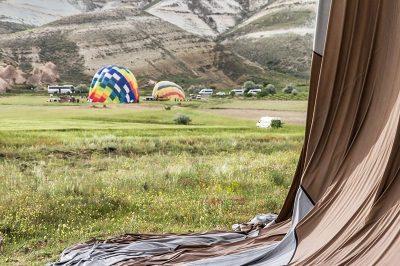 kapadokya balon turu inis noktasi 400x266