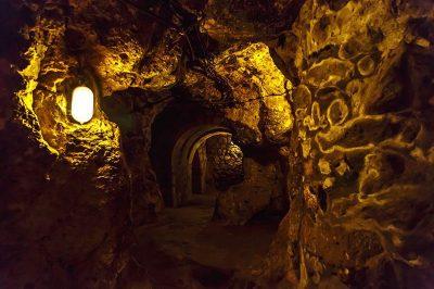 kapadokya derinkuyu yeralti sehri gezsi 400x266