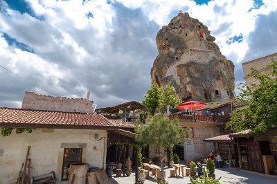 kapadokya ortahisar kalesi gezilecek yerler 400x266