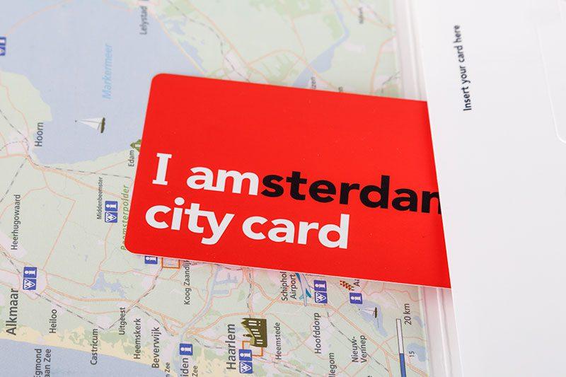 amsterdam city card sehir gezisi