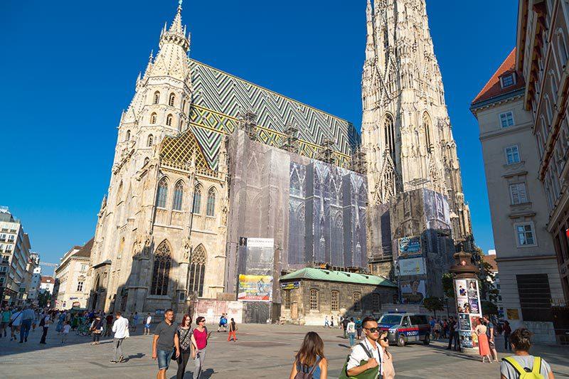 viyana aziz stephan katedrali gezilecek yerler