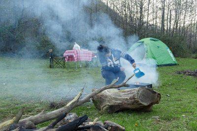 erikli yaylasi cadir kampi mangal nasil yapilir 400x266