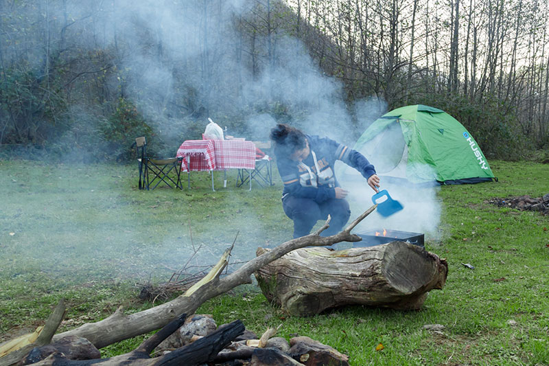 erikli yaylasi cadir kampi mangal nasil yapilir