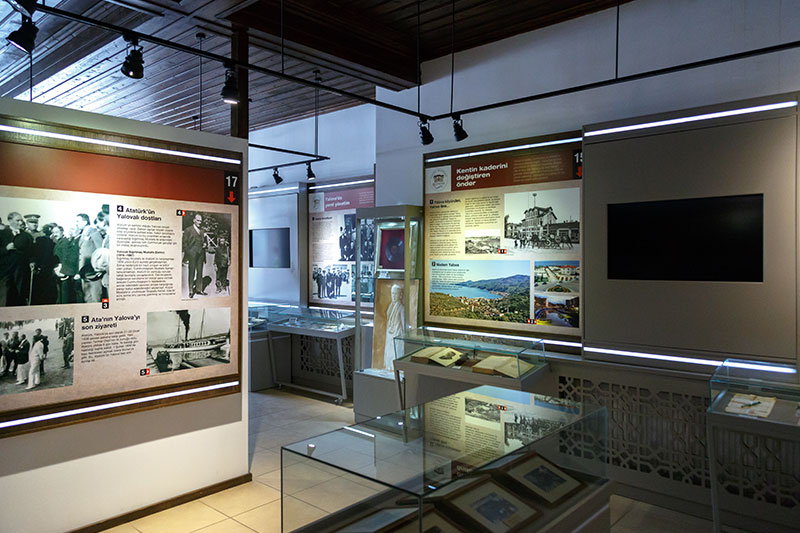 yalova kent muzesi gezi yazisi