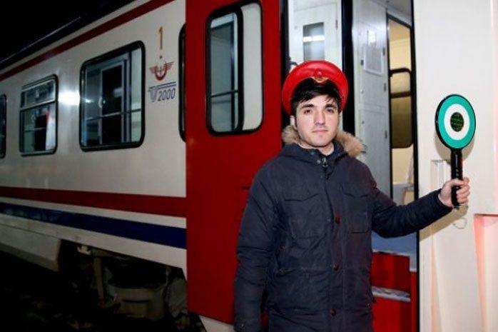 istanbul halkali sofya ekspres tren acilisi