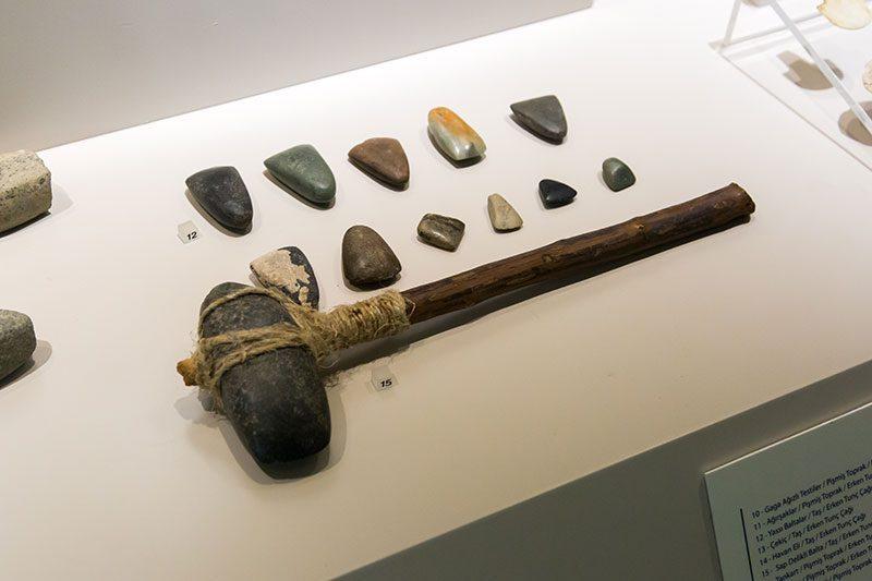 antalya alanya arkeoloji muzesi cekic