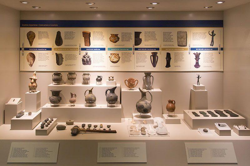 antalya alanya arkeoloji muzesi paleolitik