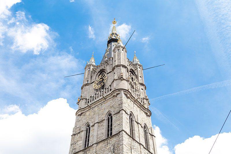 gent belfty saat kulesi