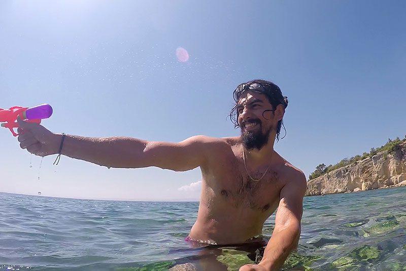 gokcetepe tabiat parki deniz eglencesi