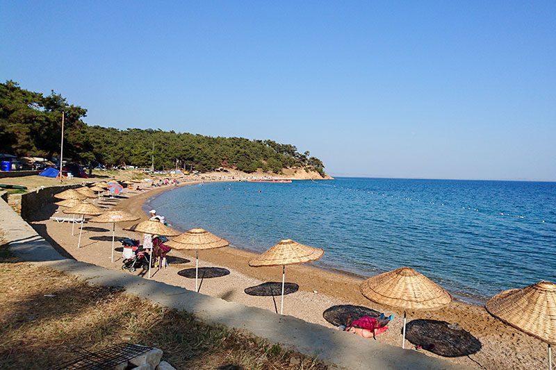 gokcetepe tabiat parki plaji