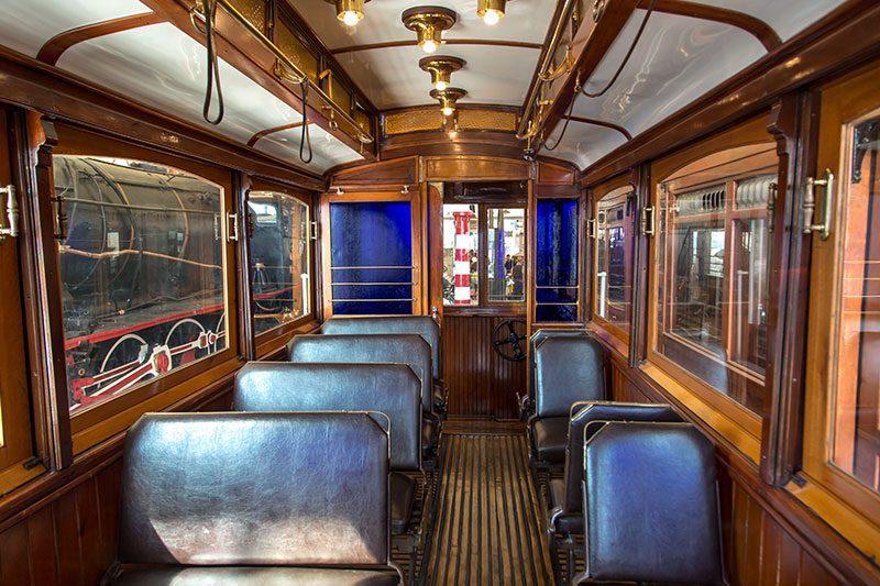 rahmi koc muzesi moda tramvayi