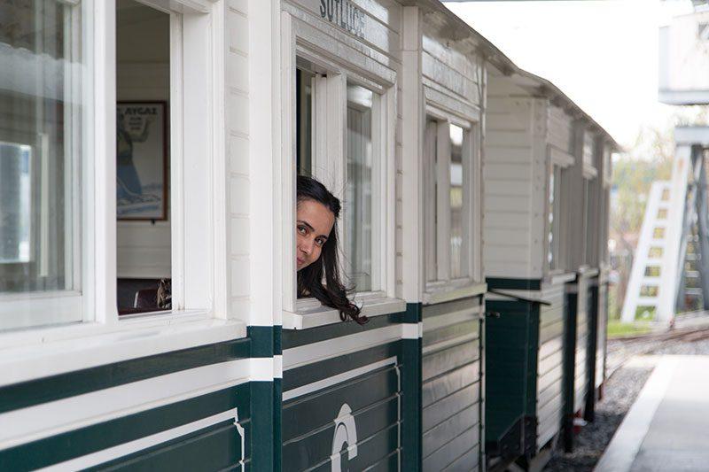 rahmi koc muzesi nostaljik tren gezisi
