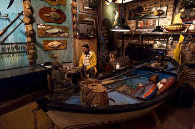 rahmi koc muzesi tarihi denizcilik galerisi 400x266