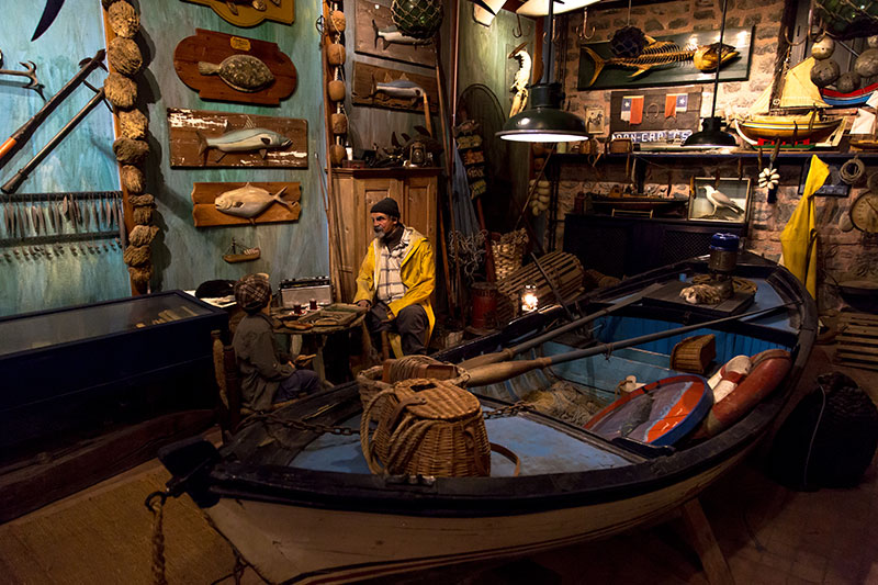 rahmi koc muzesi tarihi denizcilik galerisi
