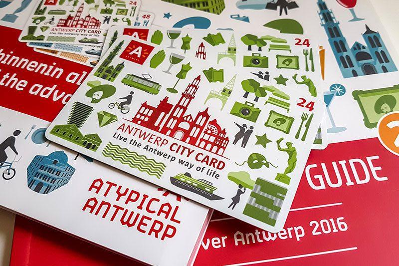 antwerp city card dikkat edilecekler