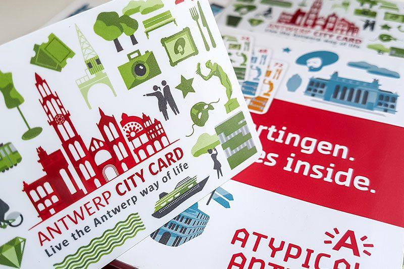 antwerp city card kullanim olanaklari