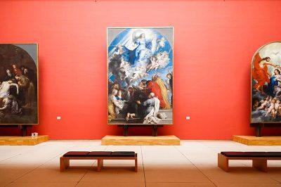 belcika guzel sanatlar muzesi rubens room 400x266