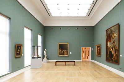 belcika guzel sanatlar muzesi tablo odalari 400x266