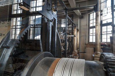 brugge belfry belfort saat kulesi mekanizmasi 400x266