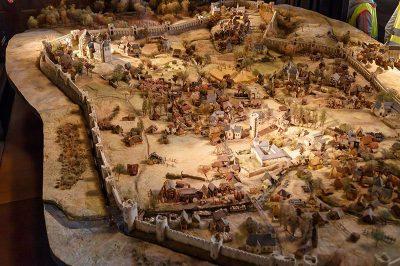 bruksel kent muzesi eski zaman kent modeli 400x266