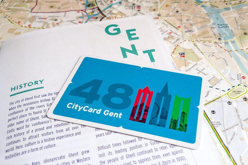 citycard gent nereden alinir