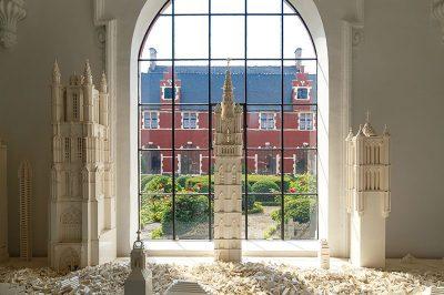 gent stadsmuseum lego oyuncak binalari 400x266