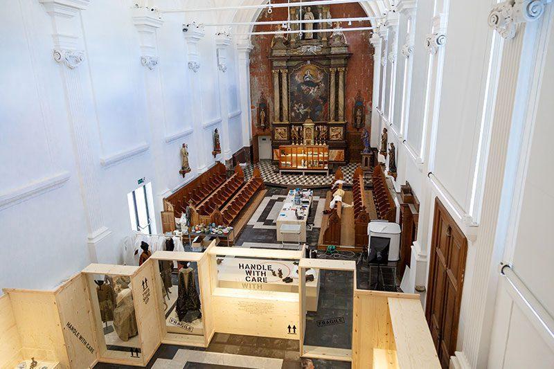 gent stadsmuseum manastir odasi